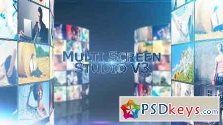 MultiScreen Studio V3 16067962 - After Effects Projects