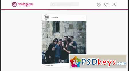 Instagram Corporative Slideshow 35068 - After Effects Projects