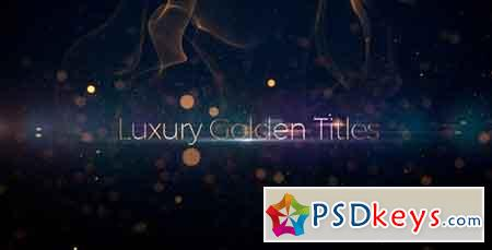 Luxury Golden Titles 19901387 - After Effects Projects