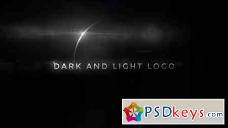 Dark And Light Logo 19981839 - After Effects Projects