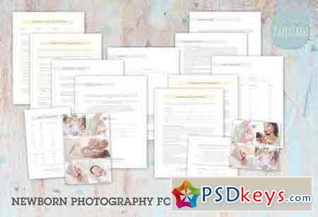 NG041 Newborn Photography Forms 1489358