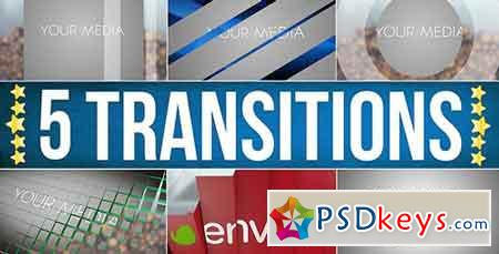 Transitions 14538673 - After Effects Projects