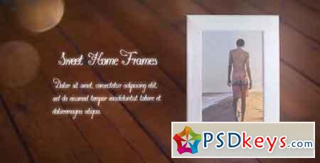 Sweet Home Frames 20000325 - After Effects Projects