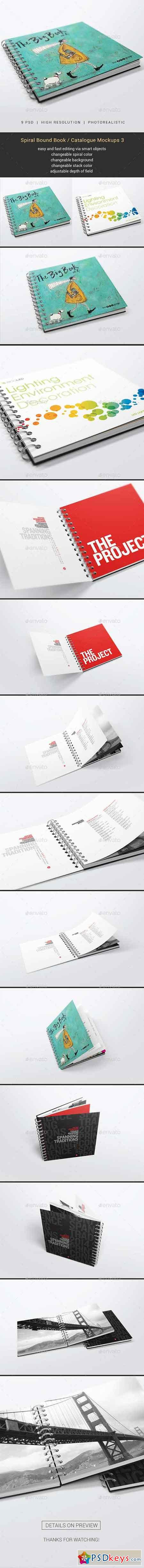 Spiral Bound Book Catalogue Mockups 3 20132524