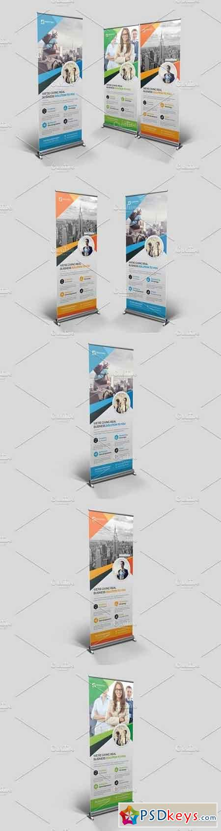 Business Roll-Up Banner 1285773
