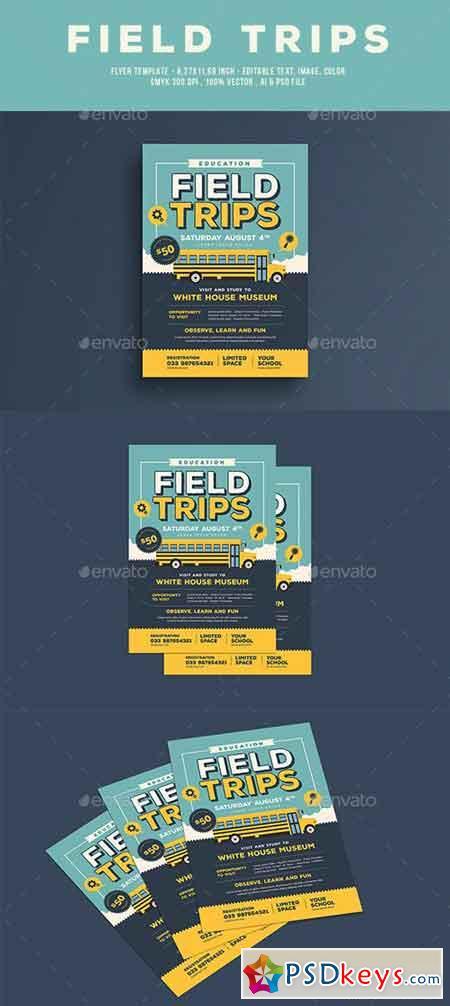 Field Trip Flyer 20144951