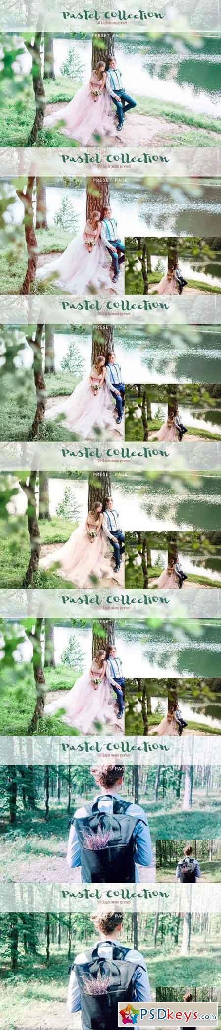 Creamy pastel Lightroom collection 1518730