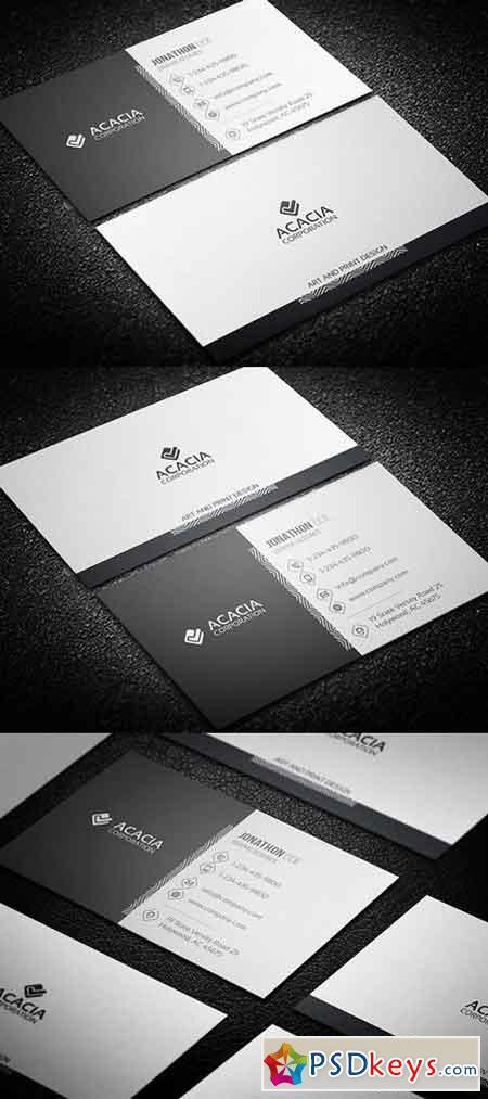Gipsy Business card 914776