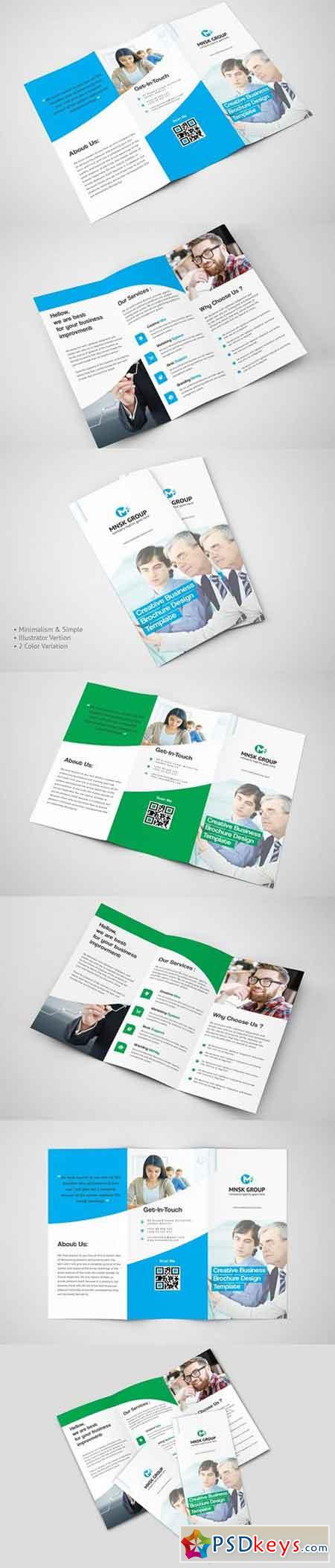 Trifold Brochure 1498926