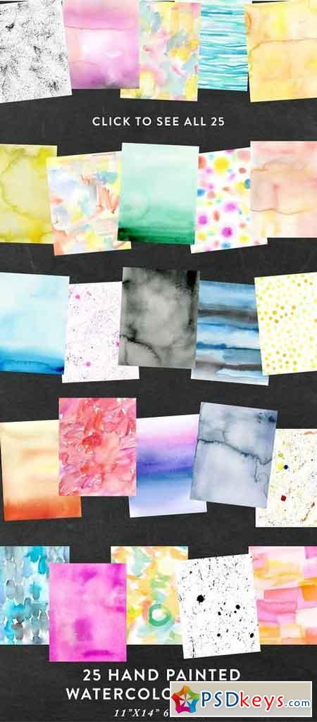 Watercolor Papers 1309798