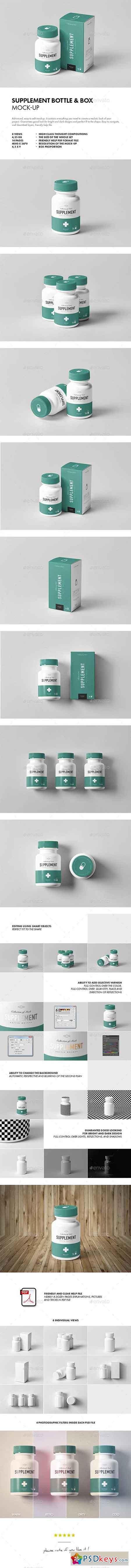Supplement Bottle Mock-Up 20226933