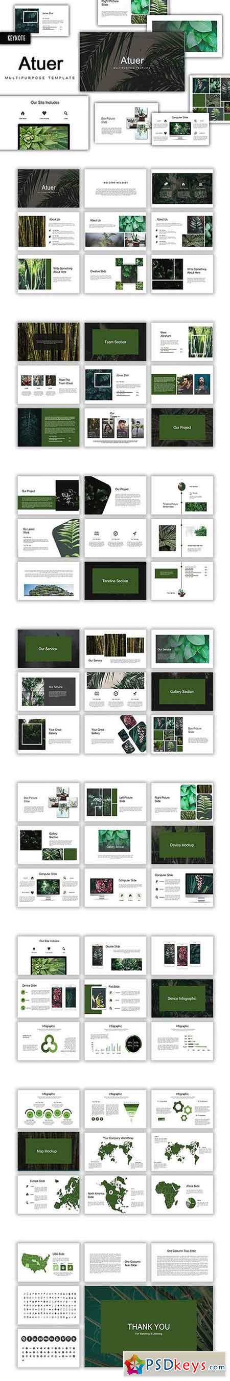 Atuer Keynote Template 1543757