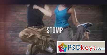 Stomp 37822 - After Effects Projects