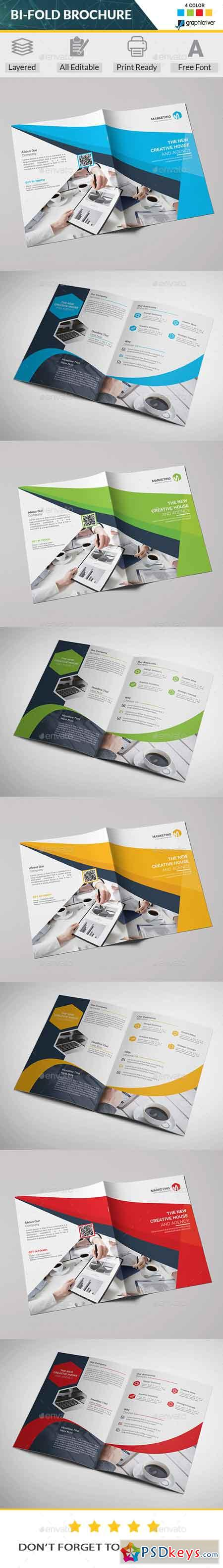 Bi-Fold Brochure 20161675