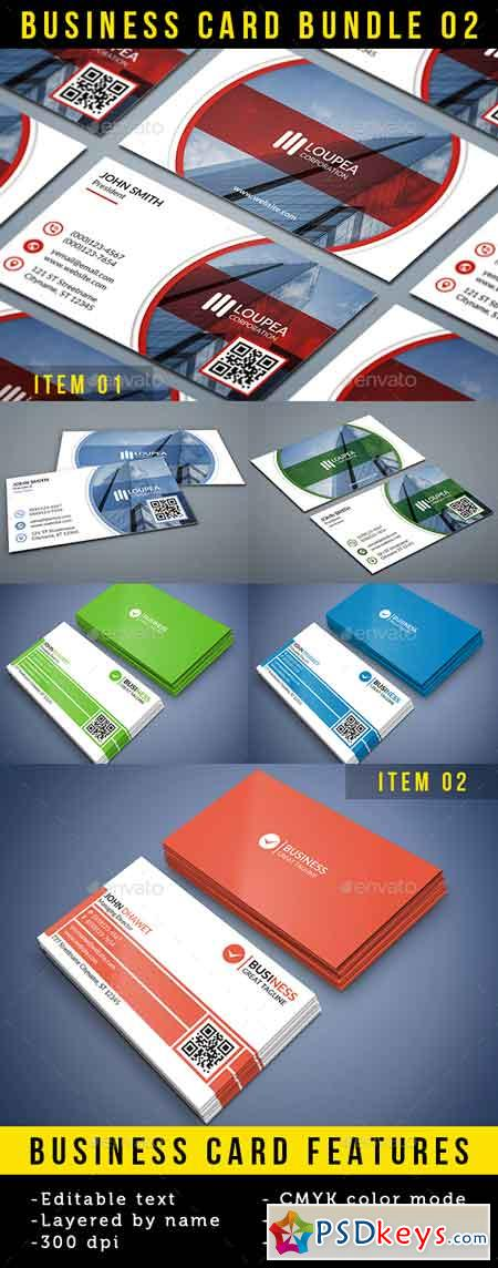 Business Card Bundle 02 20169941