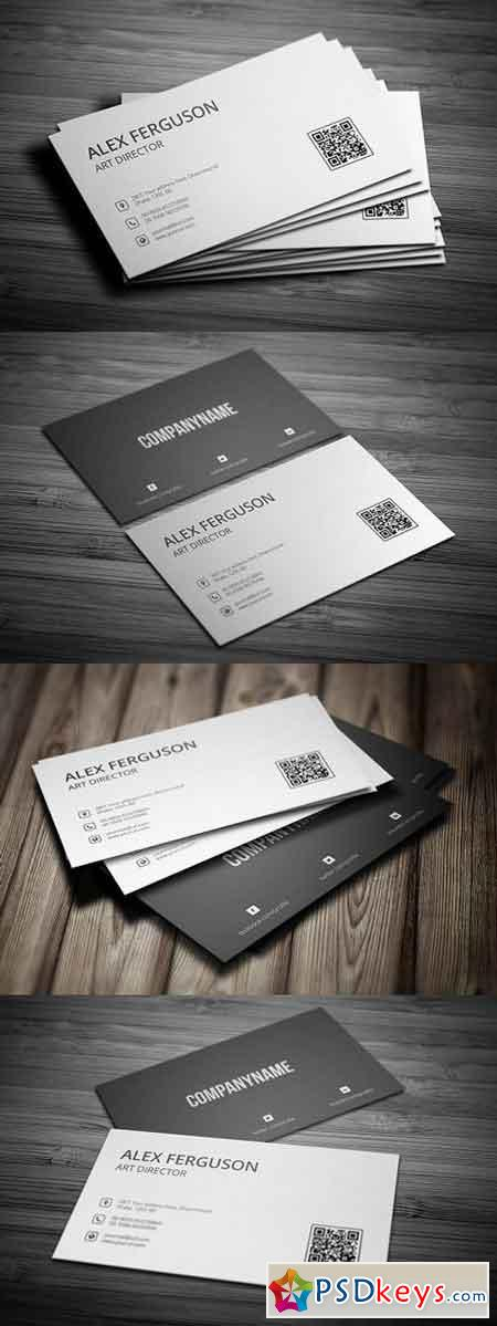 Minimal Business Card 779071
