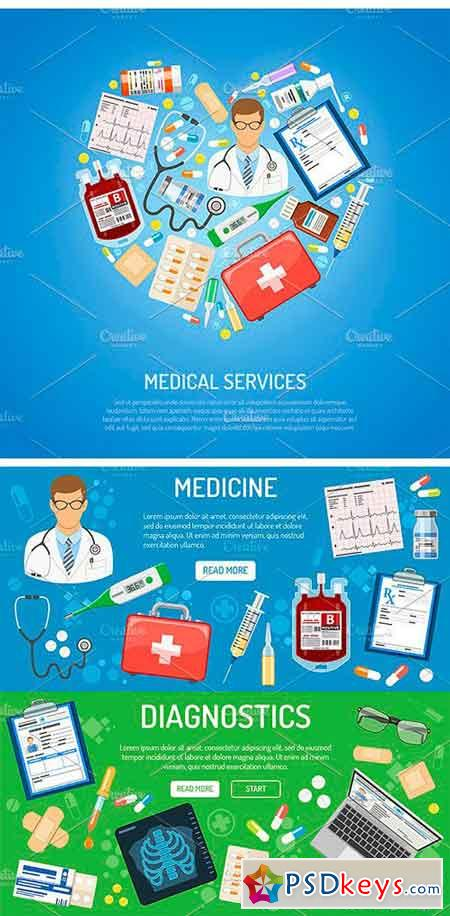 Medical Services Themes 1524770