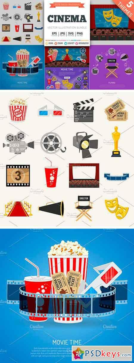 Cinema and Movie Themes 1525813