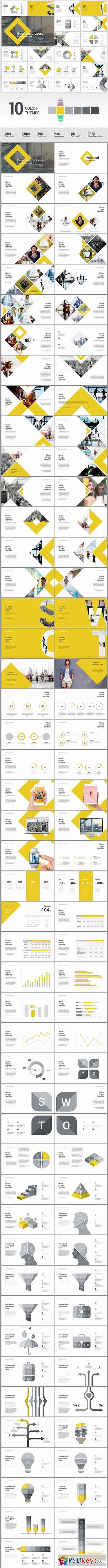 business proposal powerpoint template 20239379 » free download, Modern powerpoint
