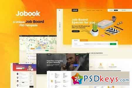 job board template