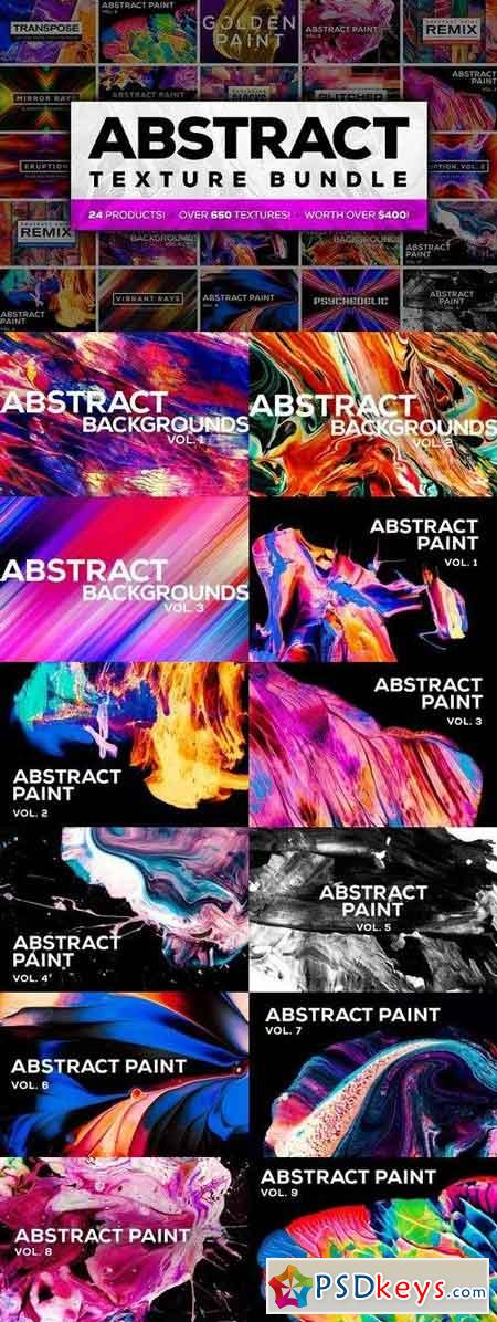 Abstract Texture Bundle (75% off) 1294407