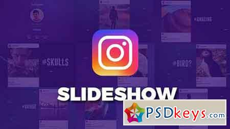 Instagram Slideshow 1560500 - After Effects Projects