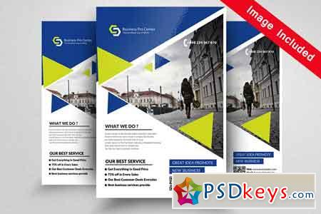 Professional Flyer Templates 1650431
