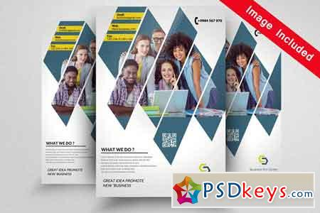 Professional Busines Flyer Templates 1652669
