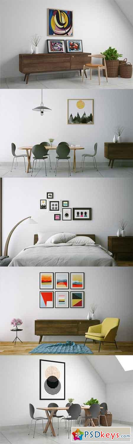 Picture Art Mockup [Vol 12]