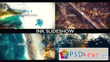Ink Slideshow 20099539 - After Effects Projects