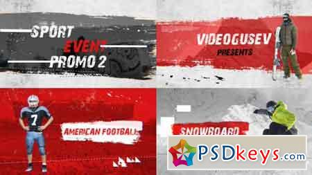 Sport Event Promo 2 20055688 - After Effects Projects