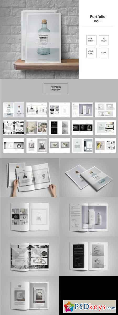 Multipurpose Portfolio Vol.I 883977