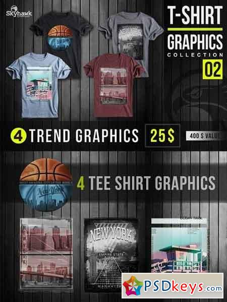 Tee shirts trend graphics 1338540