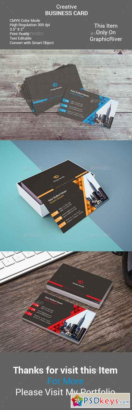 Business Card 20290459
