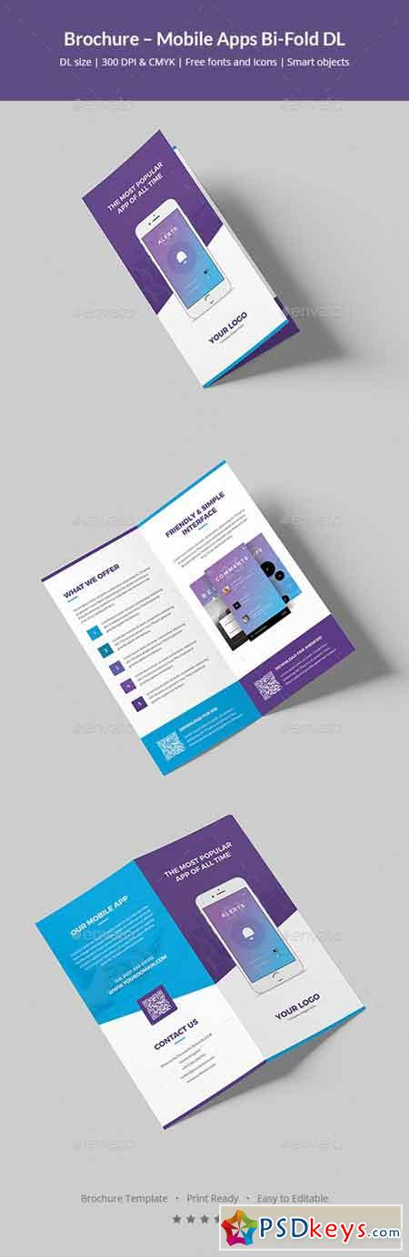 Brochures page 4 free download photoshop vector stock for Dl brochure template