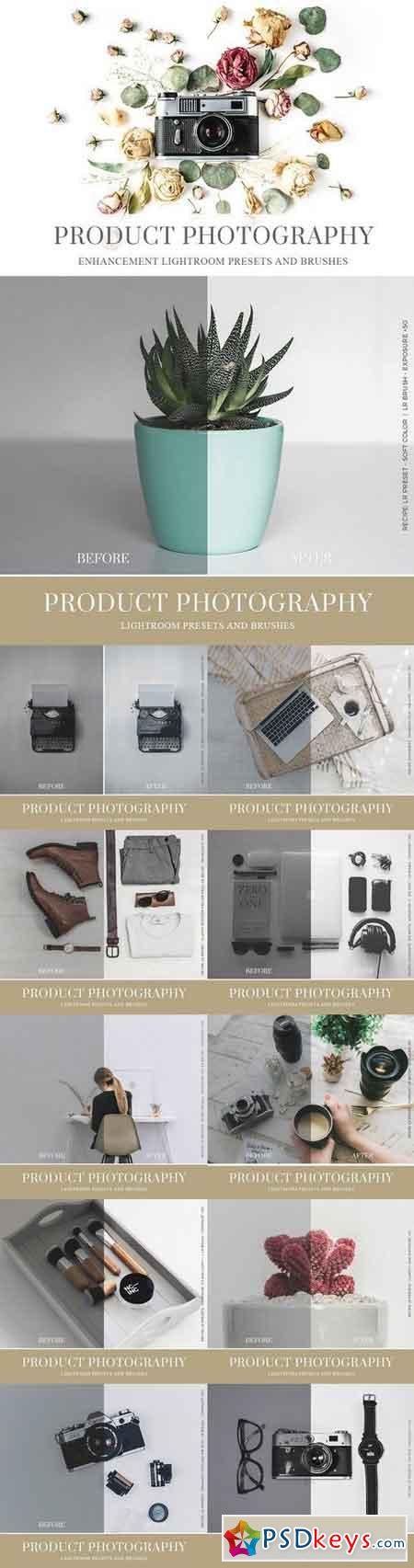 Professional Product LR Presets 1133720