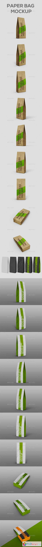 Paper Bag Mock-Up 20353234