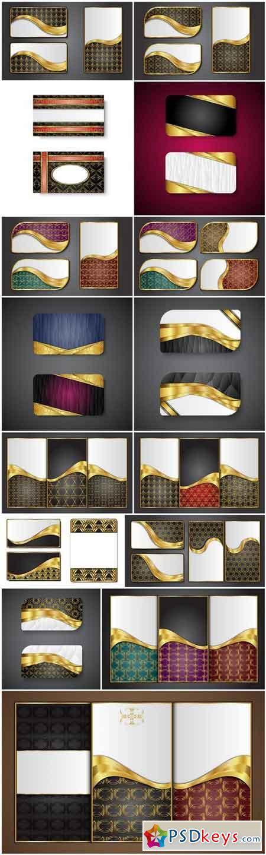 Luxury Card - 15 Vector