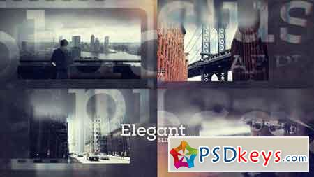 Elegant Slideshow 20144854 - After Effects Projects