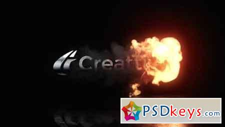 Fire Reveal Logo 20264409 - After Effects Projects