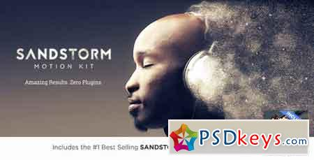 SandStorm Motion Kit 18437528 (With 6 July 17 Update) - After Effects Projects
