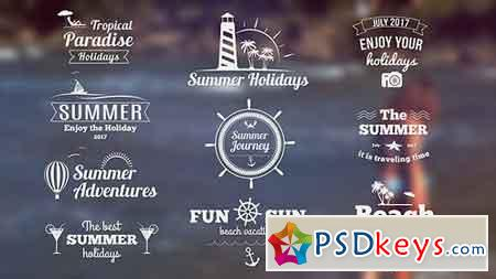 Summer Banners II 19581598 - After Effects Projects