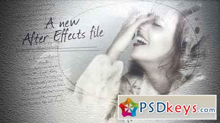 Slideshow Ink on Paper 10429798 - After Effects Projects