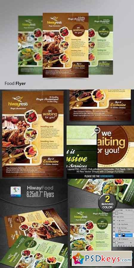 Modern Foods Flyers