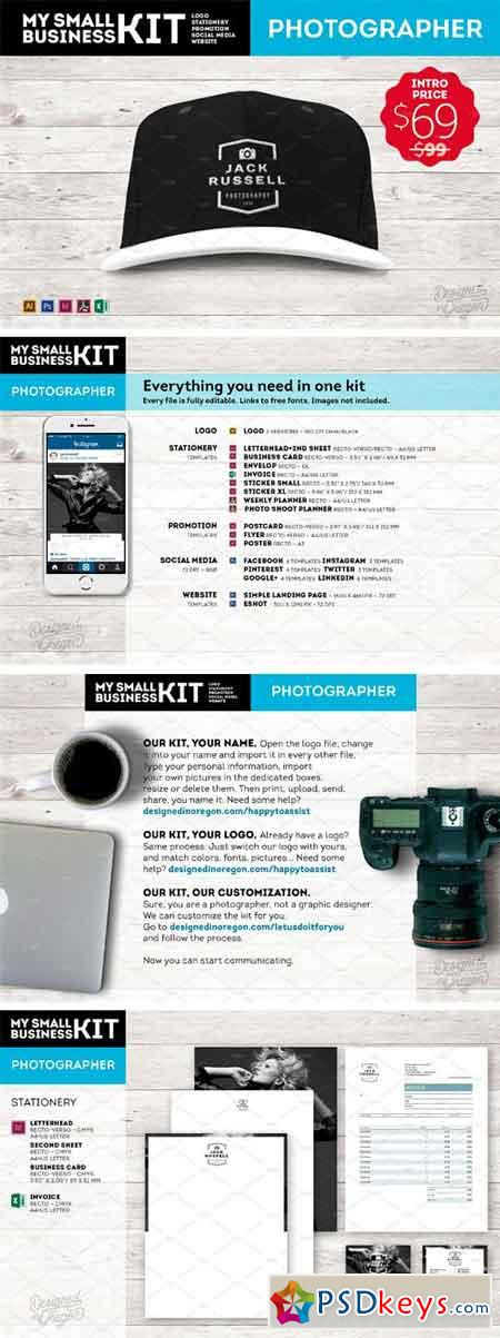 Photographer Business Kit 1664464