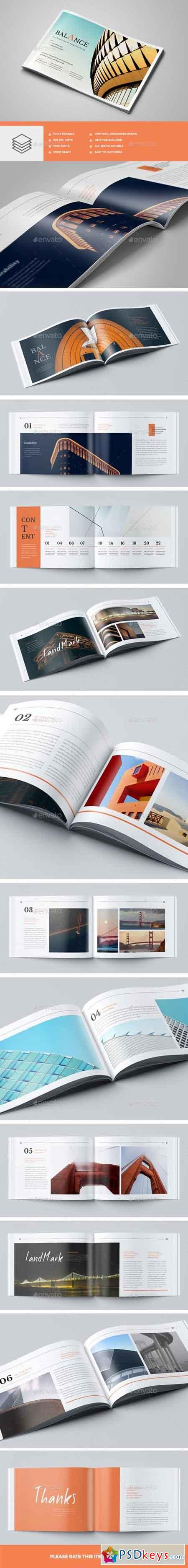 Modern Architecture Brochure 24 Pages A5 20447529