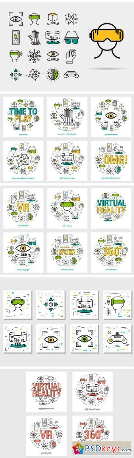 Virtual Reality Design Kit 1695670