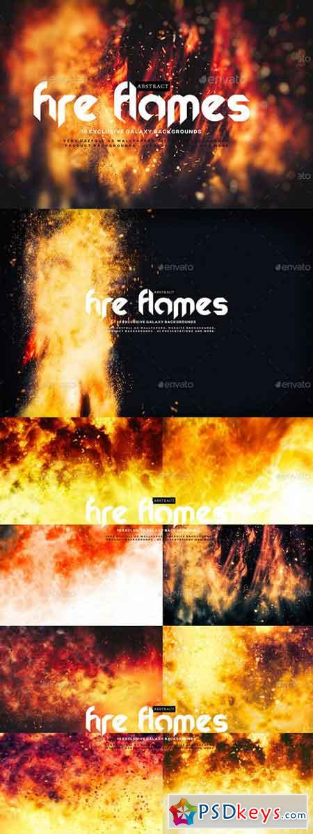 Abstract Fire Flames Backgrounds 20394985