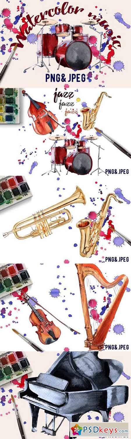 Musical instruments 1664065