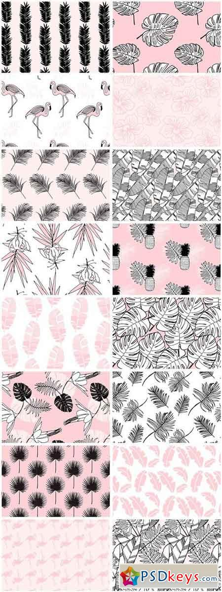Tropical Patterns 1663229